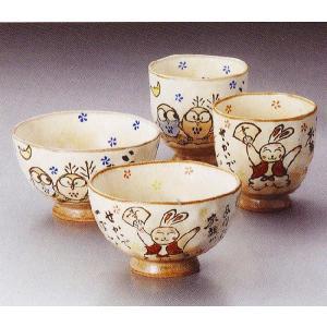 夫婦茶碗と夫婦湯呑みの4点セットです。 贈り物やプレゼントにいかがでしょうか。ギフトに最適の箱入りで...