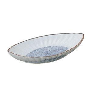 刺身皿向付 梅地紋菊型 有田焼 和食器 業務用 9d49419-718|shikisaionline