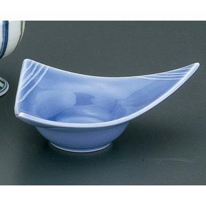 小鉢 白一珍うすルリ三角 珍味 有田焼 和食器 業務用 9d50108-718|shikisaionline