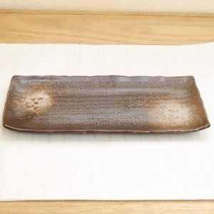 サイズ:W27×D11×H2.3cm 材 質:磁器 製造国:日本製(美濃焼)  ※電子レンジ・食器洗...