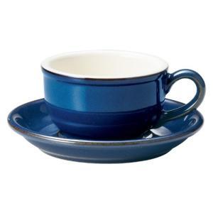 ティーカップ ソーサー フォールズブルー カントリーサイド おしゃれ 洋食器 業務用|shikisaionline