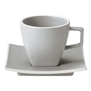 コーヒーカップ ソーサー アーバングレー おしゃれ 洋食器 業務用 美濃焼 shikisaionline