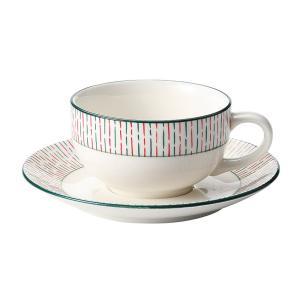 ティーカップソーサー ラジアンテ 洋食器 美濃焼 業務用|shikisaionline