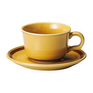 ティーカップソーサー デザートベージュ 洋食器 美濃焼 業務用|shikisaionline