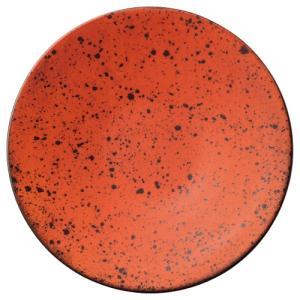 大皿 丸皿 30cm 真朱 おしゃれ 和食器 業務用 美濃焼 shikisaionline
