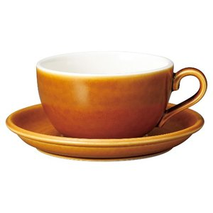 コーヒーカップソーサー 14オンス ラテボウル イラーレ コーバル 業務用 カフェ食器|shikisaionline