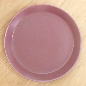 デザート皿 21cmプレート バルサミック パープル カントリーサイド 洋食器 業務用 日本製  サ...