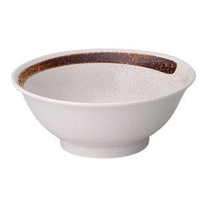 丼 21.5cm反高台丼 ラーメン丼 蔵王 強化磁器 おしゃれ 業務用 美濃焼|shikisaionline