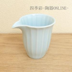 冷酒器 冷酒徳利 青白 かすみ 和食器 美濃焼 業務用 shikisaionline