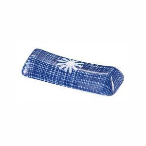 箸置き 5.7cm 藍花 おしゃれ 業務用 和食器 美濃焼|shikisaionline