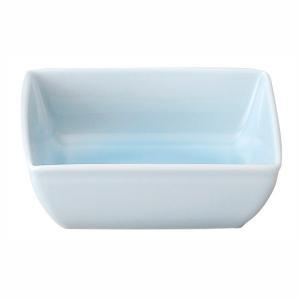 3.6角小鉢 11cm 青流 おしゃれ和食器 業務用 美濃焼 shikisaionline