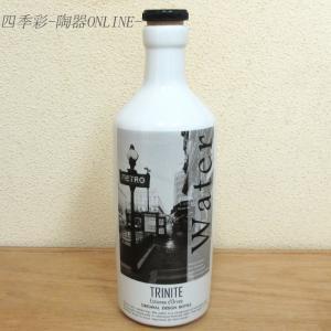 ボトル(コルク栓付) ウォーターボトル メトロ Well Bottlesウェルボトル 洋食器 美濃焼 おしゃれ 磁器 業務用 shikisaionline