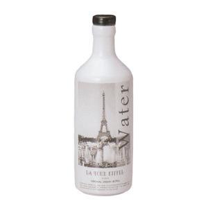ボトル(コルク栓付) ウォーターボトル エッフェル塔 Well Bottlesウェルボトル 洋食器 美濃焼 おしゃれ 磁器 業務用 shikisaionline