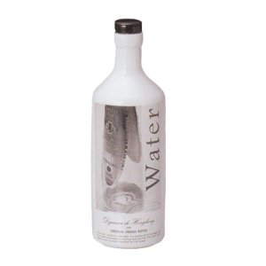 ボトル(コルク栓付) ウォーターボトル ミネラル Well Bottlesウェルボトル 洋食器 美濃焼 おしゃれ 磁器 業務用 shikisaionline
