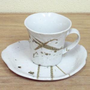 コーヒーカップ ソーサー 涼風 コーヒーカップ 陶器 おしゃれ 美濃焼 業務用|shikisaionline
