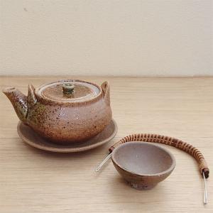 土瓶蒸し セット 伊賀釉 土瓶むし 万古焼 業務用 5y620-23-713|shikisaionline