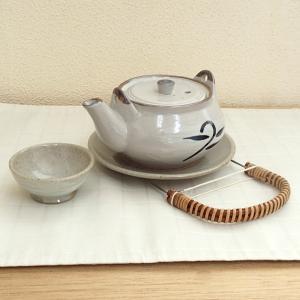 土瓶蒸し セット 芦絵 土瓶むし 万古焼 業務用 5y620-22-713|shikisaionline