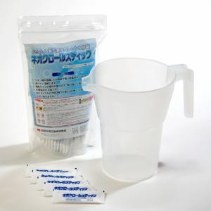ネオクロールスティック スターターセット 【100包+専用希釈容器付き】|shikoku-chemicals