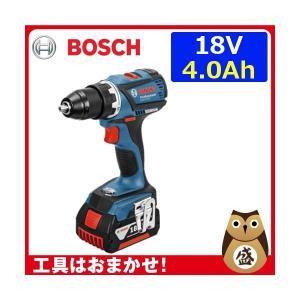 ボッシュ バッテリードライバードリル GSR18V-ECN