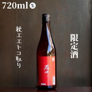 雁木(がんぎ) ひやおろし 60  720ml 日本酒 純米 限定酒|shimamotosaketen