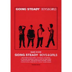 楽譜 バンドスコア GOING STEADY(ゴーイング・ステディ)/BOYS & GIRLS ゴー...