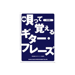 楽譜 唄って覚えるギター・フレーズ集 CD付 / シンコーミュージックエンタテイメント