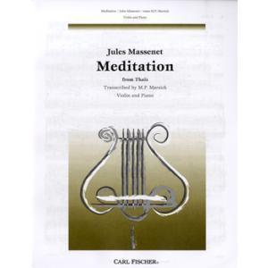 GYS00072358 マスネ タイース(タイス)の瞑想曲 / カール・フィッシャー社