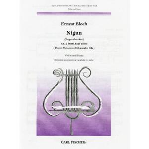 GYS00074022 ブロッホ : ニーグン / カール・フィッシャー社