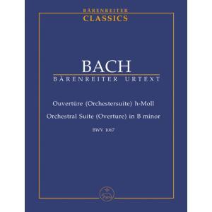 楽譜 GYA00074624 バッハ J. S. : 管弦楽組曲 第2番 ロ短調 BWV 1067 / ベーレンライター社