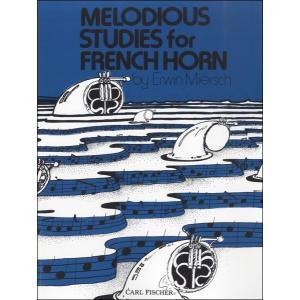 GYW00038219 MIERSCH 旋律的練習曲 / カール・フィッシャー社