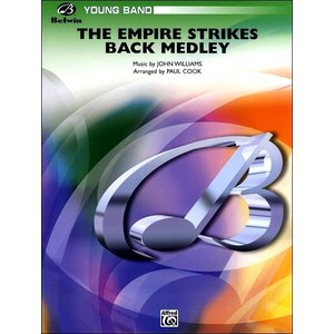 楽譜 輸入The Empire Strikes Back Medley/「スター・ウォーズ エピソー...