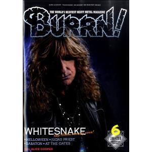 雑誌 BURRN! 2018年6月号 / シンコーミュージックエンタテイメント