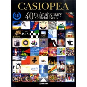 CASIOPEA 40th anniversary Official Book / ヤマハミュージックメディア