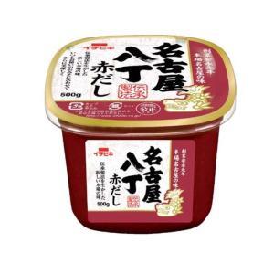 赤出し味噌 名古屋八丁赤だし 500g イチビキ|shimamura-miso