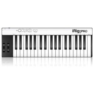 IK Multimedia IKマルチメディア iRig keys PRO 37鍵盤 MIDIキーボ...