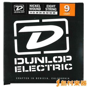 JimDunlop ジムダンロップ DEN0965 エレキギター弦/009−065|shimamura