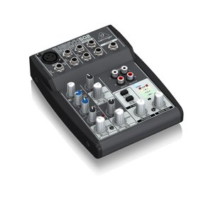 BEHRINGER ベリンガー XENYX 502 5ch アナログミキサー