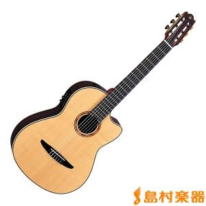 40年以上に渡って培ってきたヤマハ手工ギターの製作技術と最新のピックアップ&プリアンプユニットの融合...