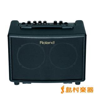 Roland ローランド AC-33 アコースティックギター用 ステレオアンプ AC33