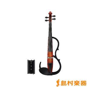 YAMAHA ヤマハ SILENT Violin SV250 BR ブラウン サイレントバイオリン shimamura