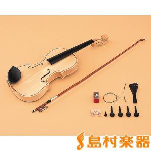 SUZUKI スズキ バイオリンキット 4/4 SVG-544 手作り楽器シリーズ