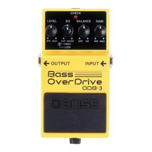 BOSS ボス オーバードライブ ODB-3 ベース用 エフェクター ODB3|shimamura