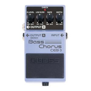 BOSS ボス コーラス CEB-3 ベース用 エフェクター CEB3|shimamura