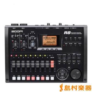 ZOOM ズーム R8 モバイルスタジオ レコーダー