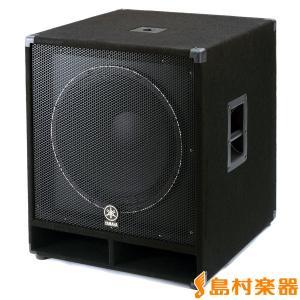 YAMAHA ヤマハ SW118V モニタースピーカー 〔フォールドバック〕 shimamura