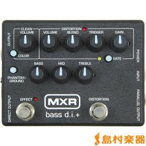 MXR M80 Bass D.I.+ ベースプリアンプ〔数量限定特価〕|shimamura