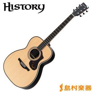 HISTORY ヒストリー NT-S3 NAT アコースティックギター〔フォークギター〕 NTS3|shimamura