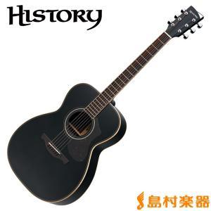 HISTORY ヒストリー NT-S3 PBK アコースティックギター〔フォークギター〕 NTS3|shimamura