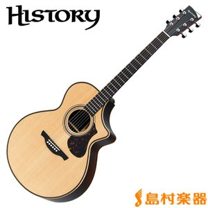 HISTORY ヒストリー NT-C3 NAT アコースティックギター〔フォークギター〕 NTC3|shimamura