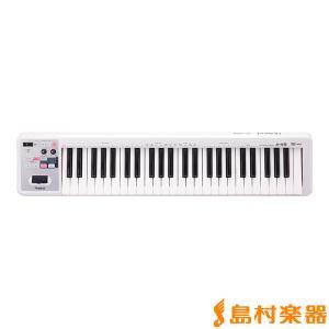 Roland ローランド A-49 (ホワイト) MIDIキーボード・コントローラー 49鍵盤 A4...